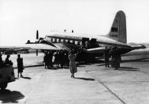 Pionier Flug 1956