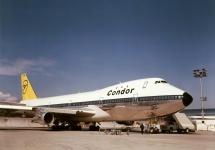 Erster Condor Jumbo 1971