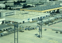 1995: Eröffnung Perishable Center und Baubeginn CargoCity Süd.