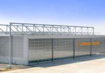 2008: A380-Werft – Fertigstellung erster Bauabschnitt